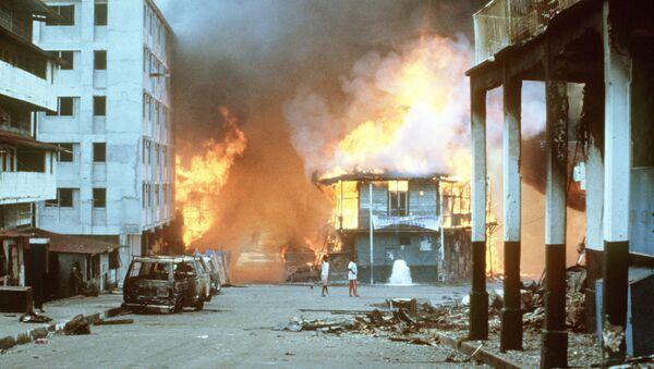 Consecuencias de la invasión estadounidense de Panamá - Sputnik Mundo