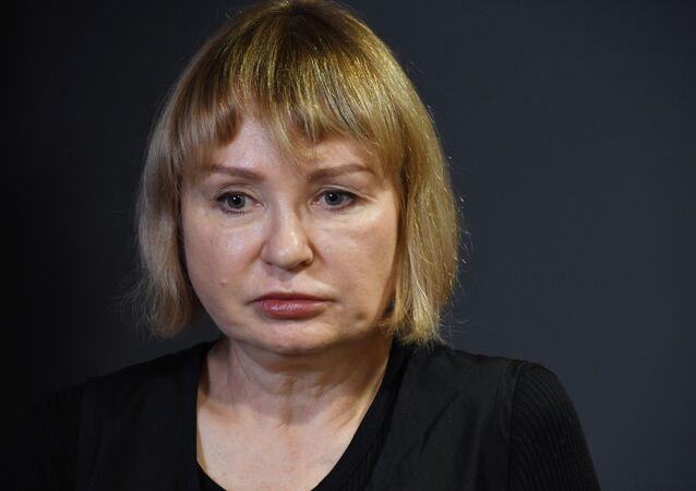 Ala Bout, esposa del ruso Víctor Bout, condenado a prisión en EEUU