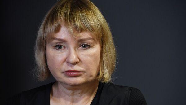 Ala Bout, esposa del ruso Víctor Bout, condenado a prisión en EEUU - Sputnik Mundo