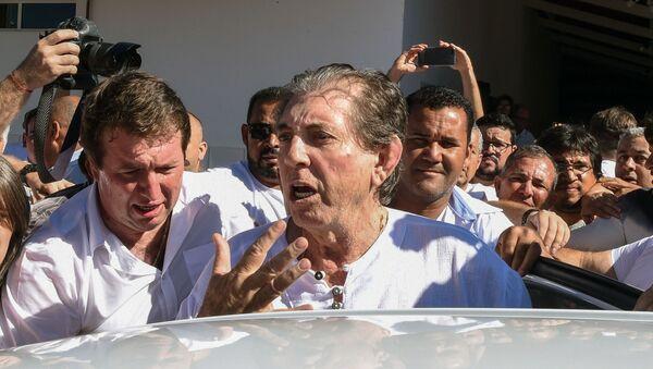 João de Deus, médium brasileño - Sputnik Mundo