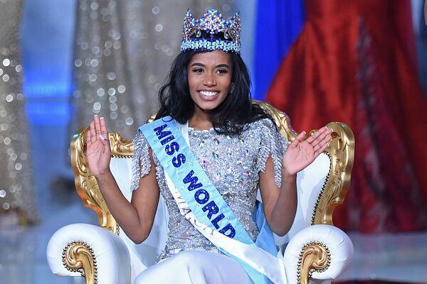 Представительница Ямайки Тони-Энн Сингх, победившая на конкурсе Мисс мира 2019 - Sputnik Mundo
