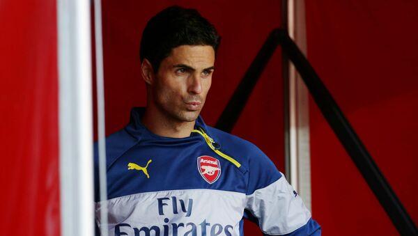 Mikel Arteta, el nuevo técnico del FC Arsenal - Sputnik Mundo