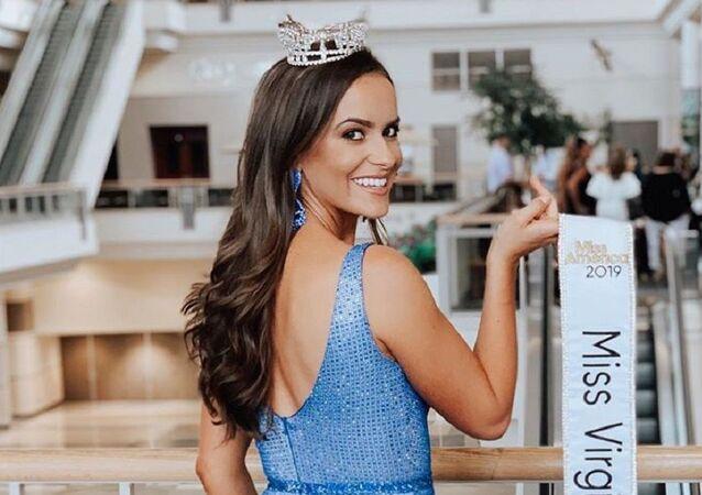 Camille Schrier, nueva Miss América