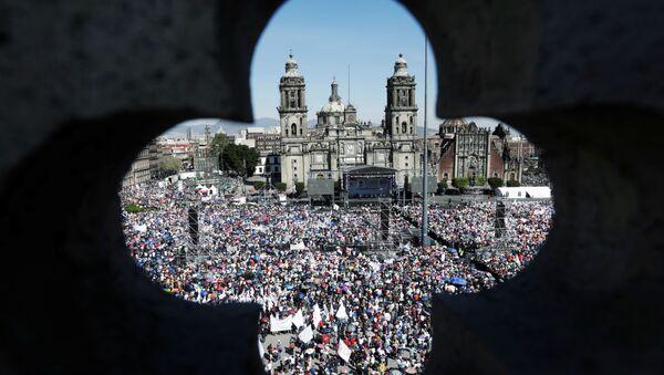 Catedral Metropolitana de la Ciudad de México - Sputnik Mundo