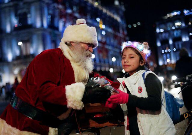 Las fiestas de Navidad en la Ciudad de México