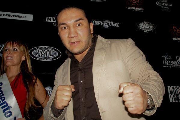 Pedro Aguayo Damián, luchador mexicano - Sputnik Mundo