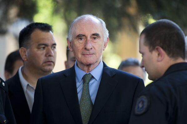 Fernando de la Rúa, abogado, profesor y presidente argentino - Sputnik Mundo