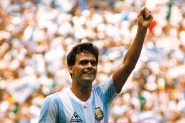 José Luis 'Tata' Brown, futbolista argentino  - Sputnik Mundo