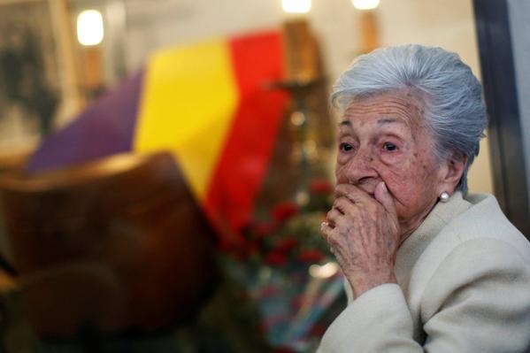 Ascensión Mendieta, activista y luchadora por la memoria histórica en España - Sputnik Mundo
