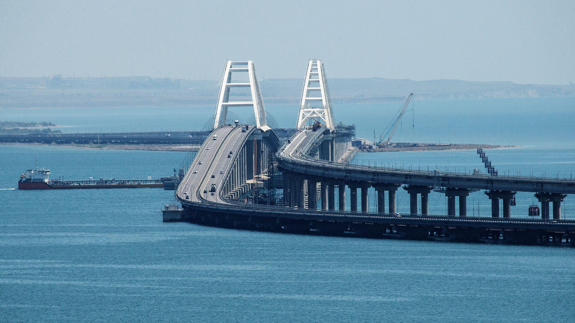 Puente de Crimea (archivo) - Sputnik Mundo, 1920, 30.05.2021