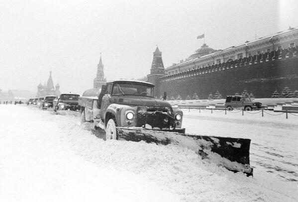 ¿Cambio climático? Así era el invierno en la URSS   - Sputnik Mundo