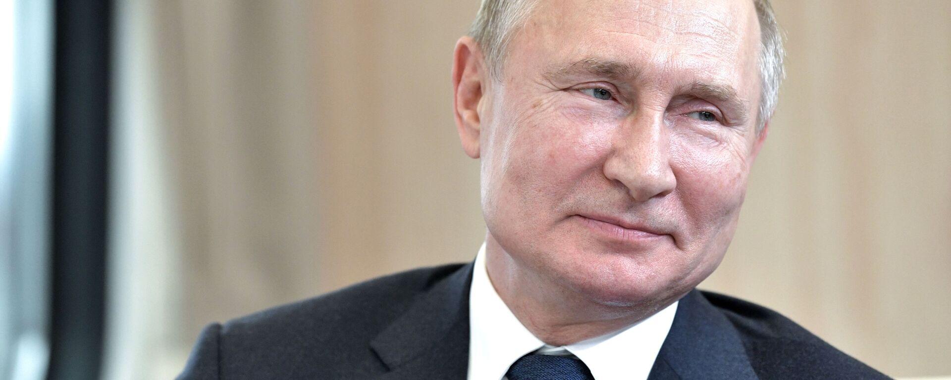 El presidente de Rusia, Vladímir Putin - Sputnik Mundo, 1920, 23.12.2019