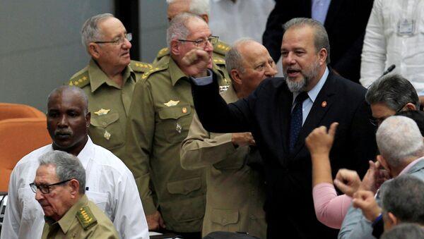 Manuel Marrero, nuevo primer ministro de Cuba - Sputnik Mundo