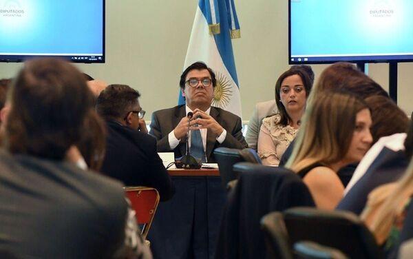 Claudio Moroni, ministro de Trabajo de Argentina - Sputnik Mundo
