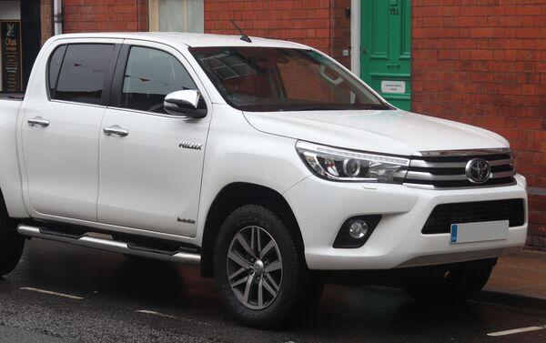 Toyota Hilux - Sputnik Mundo