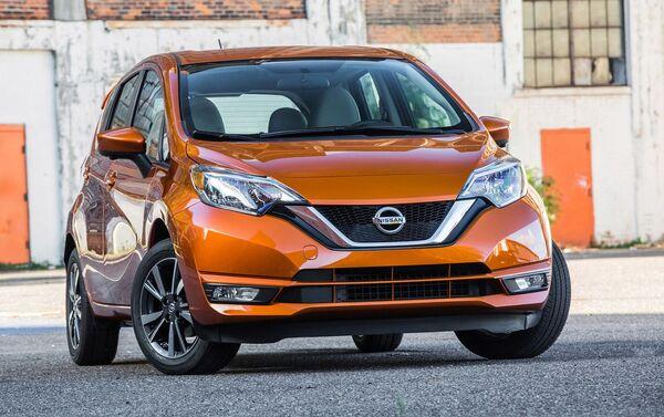 Nissan Versa  - Sputnik Mundo