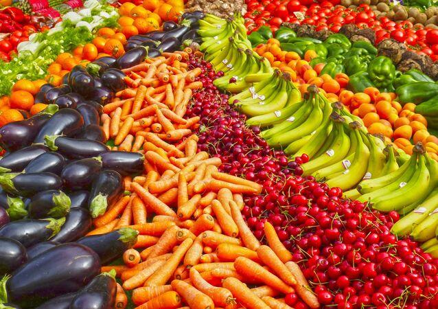 Frutas y hortalizas (imagen referencial)