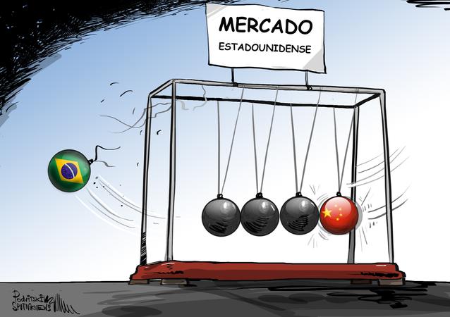 Bienes chinos se preparan para sacar a los de Brasil del mercado de EEUU