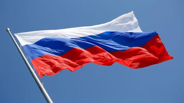 La bandera de la Federación de Rusia  - Sputnik Mundo