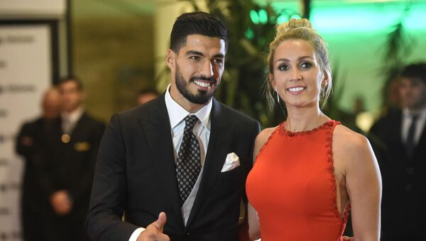Luis Suárez y Sofía Balbi - Sputnik Mundo