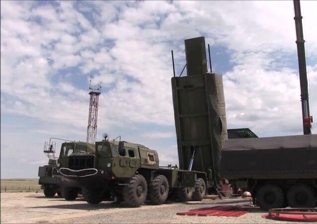 El sistema de misiles Avangard
