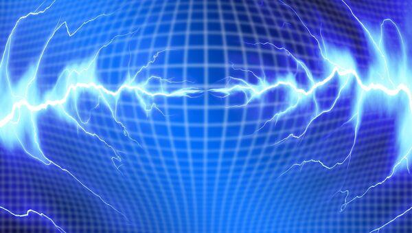 Corriente eléctrica, referencial - Sputnik Mundo