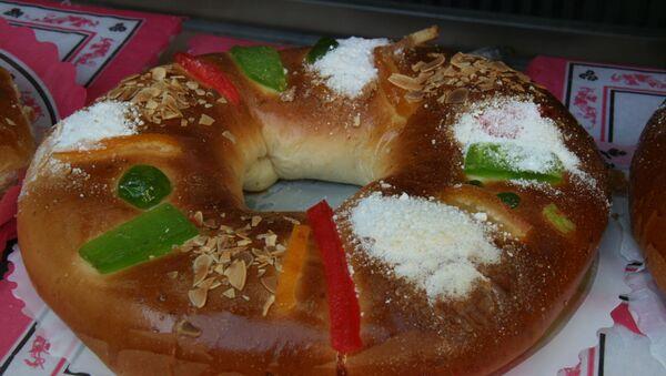 Un roscón de Reyes - Sputnik Mundo