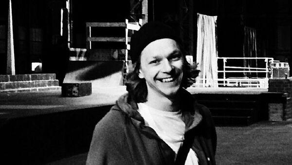 Andrew Dunbar, actor irlandés - Sputnik Mundo