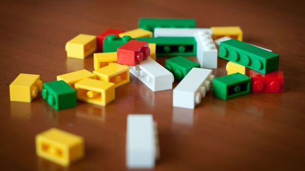 Bloques de LEGO (imagen referencial) - Sputnik Mundo