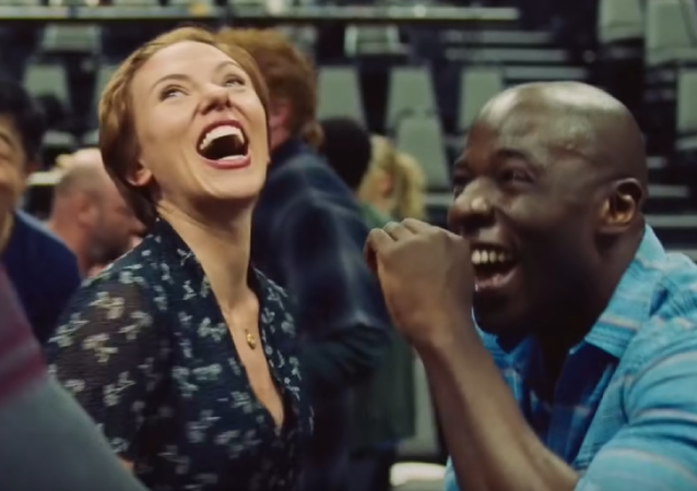 Scarlett Johansson en la película 'Historia de un matrimonio'