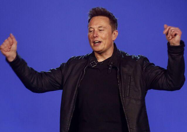 Elon Musk, inventor y emprendedor estadounidense