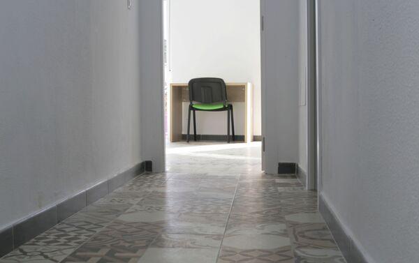 Interior de la casa donada por la familia Salcedo a la asociación Málaga Acoge - Sputnik Mundo
