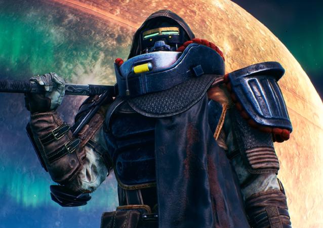 'The Outer Worlds', captura de pantalla