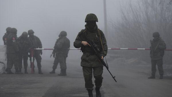 Canje de prisioneros en Donbás - Sputnik Mundo