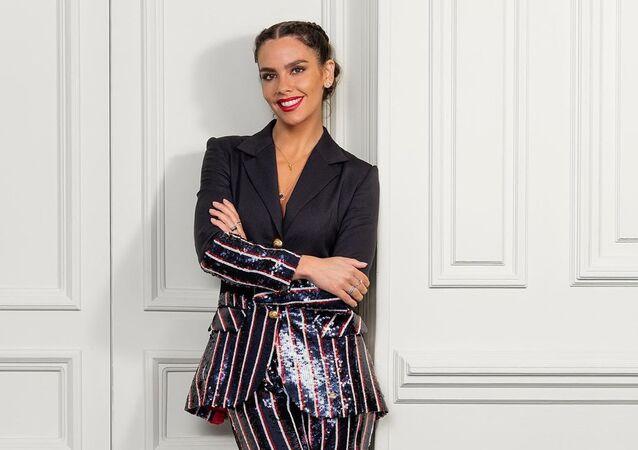 Cristina Pedroche, presentadora española
