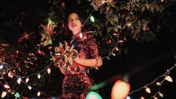 Ángela Aguilera, cantante mexicana - Sputnik Mundo