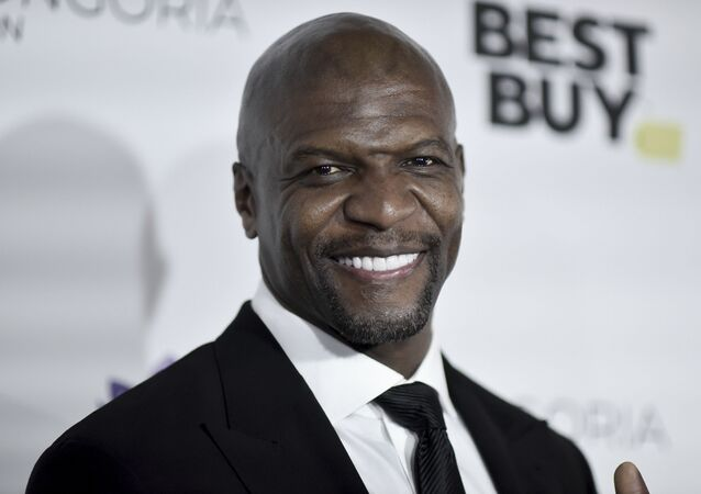 Terry Crews, actor estadounidense