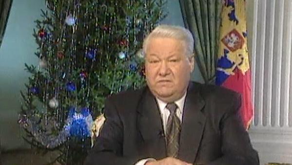 A 2 décadas de la renuncia del primer presidente de Rusia, Borís Yeltsin - Sputnik Mundo