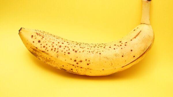Una banana - Sputnik Mundo