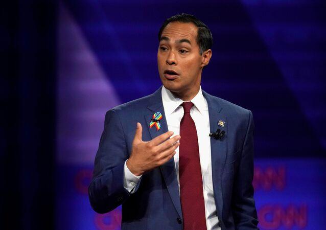 Julián Castro, excandidato a la presidencia de EEUU
