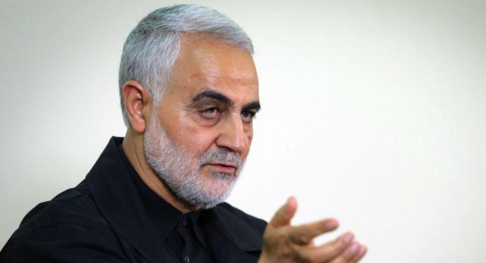 Qasem Soleimani, general iraní