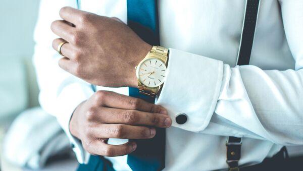 Un hombre de negocios (imagen referencial) - Sputnik Mundo