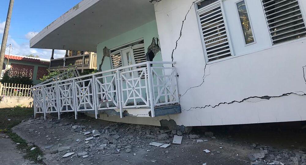 Las consecuencias del terremoto del 6 de enero en Puerto Rico