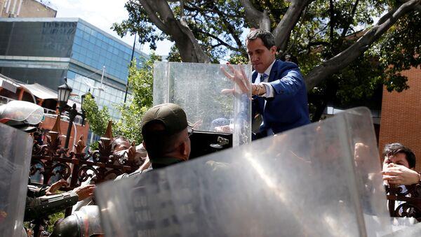 Juan Guaidó, el político opositor venezolano - Sputnik Mundo