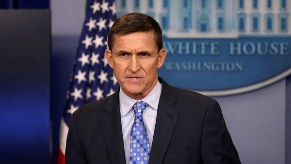 Michael Flynn, el exconsejero de Seguridad Nacional de EEUU - Sputnik Mundo