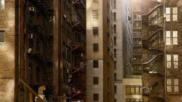 Un edificio (imagen referencial) - Sputnik Mundo