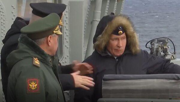 Lanzamientos de misiles Kalibr y Kinzhal en el mar Negro - Sputnik Mundo