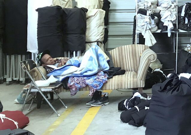 Situación de los migrantes en Chile