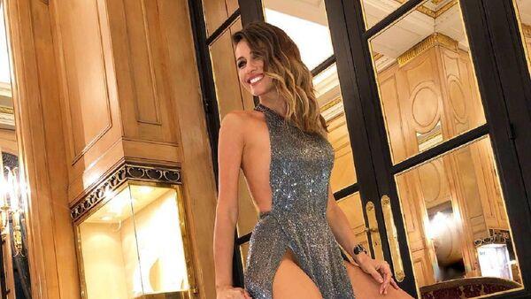 Ana Carolina Ardohaín conocida como Pampita, modelo y actriz argentina - Sputnik Mundo
