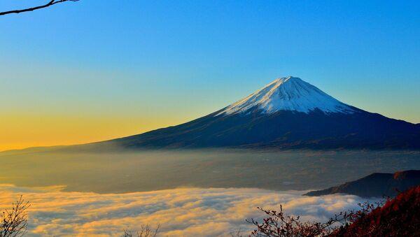 El monte Fuji - Sputnik Mundo